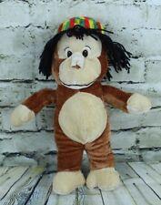 Plush Rasta Monkey Reggae Dreadlocks 15 In Jamaica Rastafarian National Prize Co
