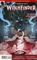 Witchfinder Reign Of Darkness #5 World of Hellboy Dark Horse Comics