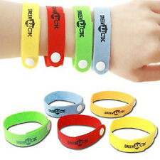 10PCS Eco-Friendly Camping Bangle Stay Away From Bugs Midge Insect Repellent