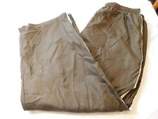 AW Athletic Works active pants Men's XL 40-42 Brown Mocha AM4BB200D Pre-owned