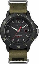 Timex Expedition Gallatin Solar Quartz Movement Black Dial Men's Watch TW4B14500