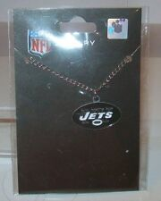 NEW YORK JETS SILVER NECKLACE BRAND NEW