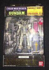 Bandai Yellow RX78 (RX-78) Gundam G3 Action Figure MSIA Lot