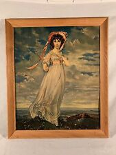 PINKIE Sir Thomas Lawrence Lithograph Giclee Art Repro 20 x 24 VINTAGE PORTRAIT