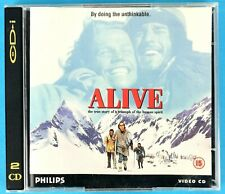 ALIVE - FILM MOOVIE - VIDEO CD