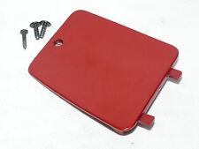 Piaggio Hexagon EXS EXV LX Deckel Wartungsklappe Verkleidung Lack Rosso Met 892