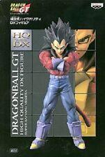 Banpresto Dragonball Gt Prefabricated HQ Dx Figure Super Saiyan 4 Vegeta