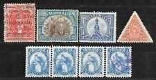 1886-1957 GUATEMALA 8 Used/Unused Stamps (Michel # 26,151,227,567C,Official 11)