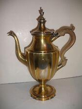 "Rare  15"" Antique Tiffany & Company sterling silver teapot coffee pot  1270gr"