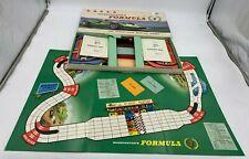 Vintage Waddington's Formula One Game Used Good Condition (A)(HC)