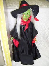 The Wicked Witch Effanbee Doll Wizard Of Oz 1984