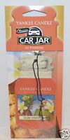 1 NEW YANKEE CANDLE LUAU PARTY CLASSIC CAR JAR AIR FRESHENER CLOSET RV HANGER