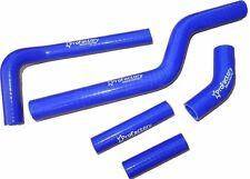 Pro Factory Radiator Hose Kit Kx250f Kx 250f Rmz250 Rmz 250 2004 Blue
