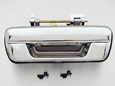 04-14 Isuzu D-MAX Holden Rodeo Chrome tailgate handle DMAX