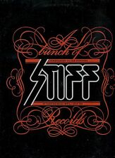 BUNCH OF STIFF various art. NICK LOWE motorhead TYLA GANG e.a. HOLLAND EX LP
