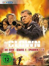 3 DVDs * DER CLOWN - DIE SERIE - STAFFEL 1 # NEU OVP §