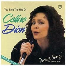 You Sing the Hits of Celine Dion CD