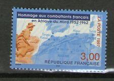 TIMBRE 3072 NEUF XX LUXE - HOMMAGE AUX COMBATTANTS  DE L'AFRIQUE DU NORD