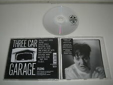 THREE CAR GARAGE/KINGS OF WIG(REPULSION/RE 014-2)CD ALBUM