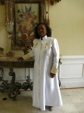 Regally Flared, Female Clergy Robe (NEW)