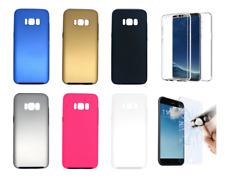 "Funda Carcasa Doble 360º Delantera+Trasera Para Samsung Galaxy S8 Plus S8+ 6.2"""