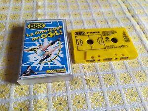 Musicassetta - 883 - LA DURA LEGGE DEL GOL - Audio cassette