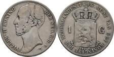 Gulden 1846 Niederlande Willem II., 1840-1849 #Y341