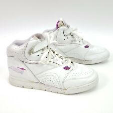 Vintage 1990's Avia 457 Aerobics Ladies High Hi Top Basketball Old School Shoes
