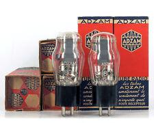 1x Type 80/RGN380 ADZAM NOS FRANCE Tube Röhre Valvola Lampe TSF Valvula Valve