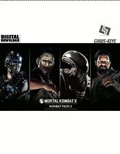 Mortal Kombat X - Kombat Pack 2 Steam Key Pc Game Code Download [Blitzversand]
