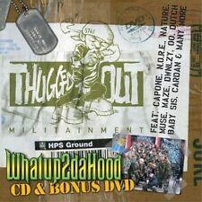 What Up to poiché Hood-thugged out militainment CD Mariah Carey/N.O.R. E, [CD DOPPIO]