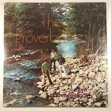 The Proverbs - ...give us that feeling XIAN PSYCH FOLK VG / EX MELLO D