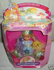 #9204 NIB Vintage Mattel Lady Lovely Locks Enchanted Island Maiden Goldenwaves