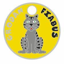 Pathtag  7618  -   Cat    -geocaching/geocoin/alt.  *Retired*