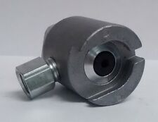 """1/8-27 NPT Button Head Coupler for 5/8"""" or 16mm Grease Zerk Fitting 1 pc"""