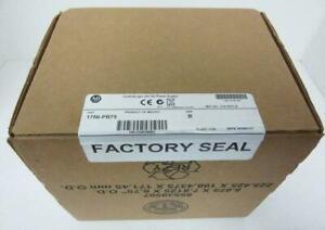 New Sealed A-B 1756-PB75 /B ControlLogix 24V DC Power Supply 1756PB75