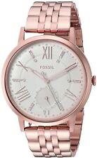 Fossil Original ES4246 Women's Gazer Rose Gold Stainless Steel Watch 40mm