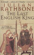 "JULIAN RATHBONE - ""THE LAST ENGLISH KING"" - HAROLD & WILLIAM THE CONQUEROR(1998)"