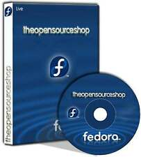 Fedora 27 Workstation Linux Live/Install Bootable Startup CD - Fast, Reliable