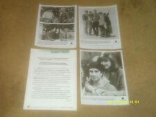 EMPTY NEST TV Show '92 press kit: 3 B&W pix,production info, bios, folder (VG+)