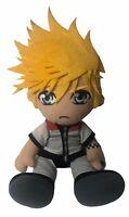 "RARE Kingdom Hearts 2 Series Roxas Disney 17 "" Inch Plush 2008"