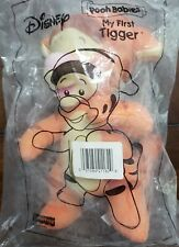 Disney Fisher Price Baby My First Tigger Stuffed Animal Plush Toy Doll