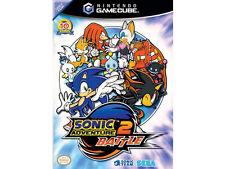 ## Sonic Adventure Battle 2 Erste Auflage für Nintendo GameCube / GC - TOP ##