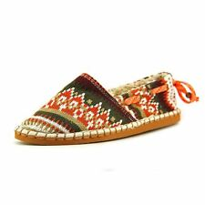 "Flat 0 to 1/2"" Women's Multi-Colored Slippers"