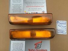 MK1 FIESTA AMBER INDICATORS 1 X PAIR 76-82 XR2 Supersport includes USA DELIVERY