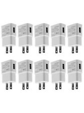 10x 2A Usb Power Adapter Ac Home Wall Charger Us Plug For Samsung Galaxy A20/A50