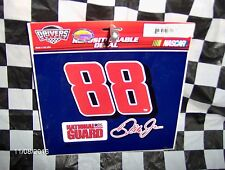 Dale Earnhardt Jr # 88 Ultra Decal