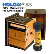 120-101 spool adapter set for Kodak Bulls Eye No. 2 Camera