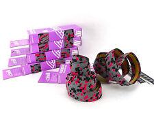 Cinelli handlebar tape bar grey black pink camo mtb cork vintage NOS x 5 Packs