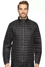 The North Face Mens Thermoball Jacket Full Zip BNWT Small Asphalt Grey